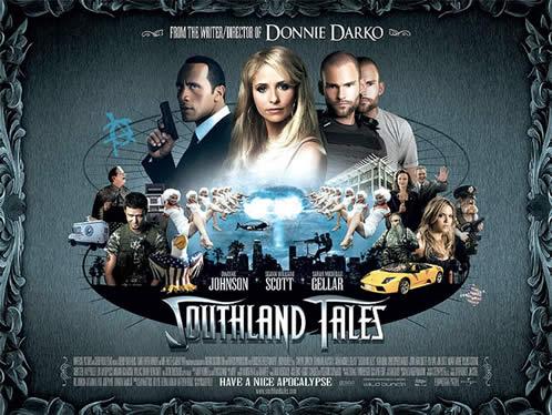Nuevo cartel de Southland Tales